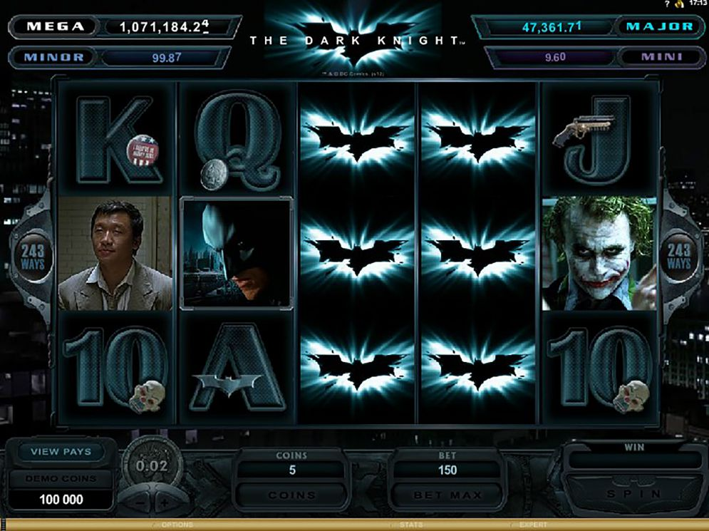 Get The Superficial Experience With Dark Knight