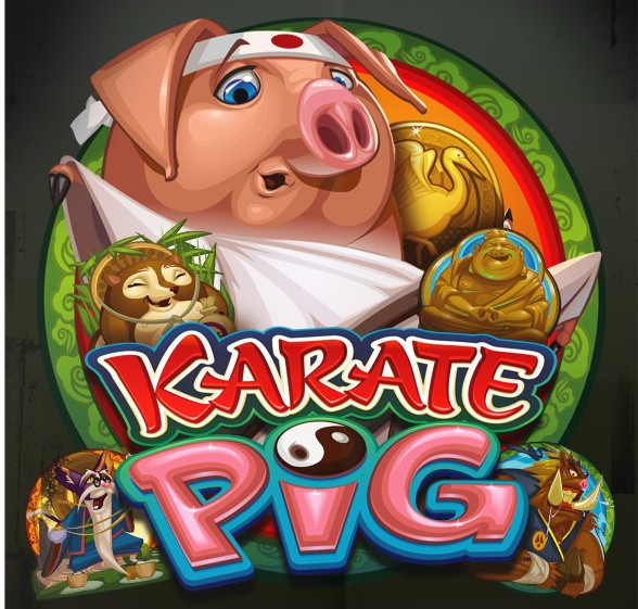 Play Karate Pig Pokies With Free Slots